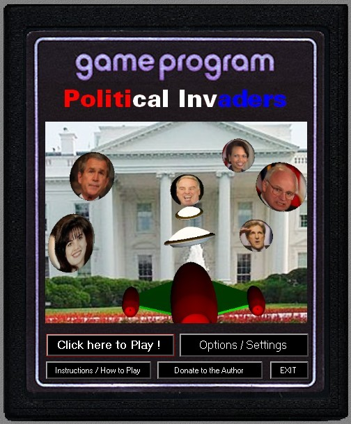 Click to view Political Invaders screenshots